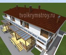 проектирование отелей в Севастополе