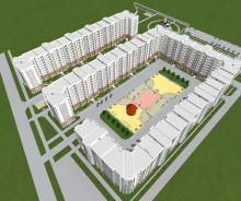 проект дома 9 этажей