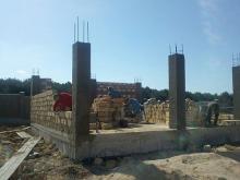 стены ракушняк дом в Севастополе
