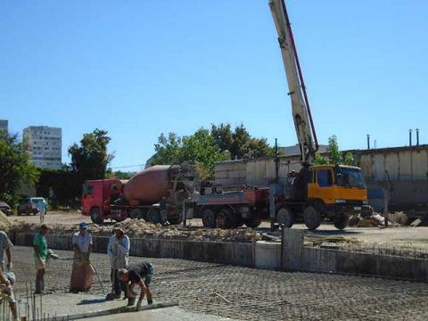 Бетон заказ севастополь бетон на пгс