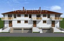 проект мини-отеля Севастополь