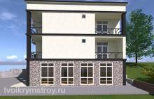 Заказать проект дома Севастополь