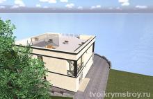 Строительство дома под ключ Севастополь