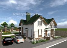 Индивидуальный Проект дома Севастополь