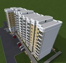 проект многоэтажного дома в крыму