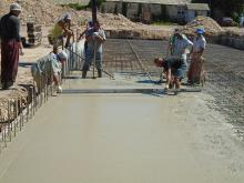 Строительство монолитной подушки Севастополь
