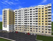 проект высотного дома Севастополь