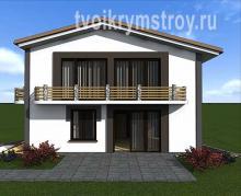 проектирование загородного дома Севастополь