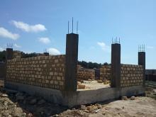 стены ракушняк