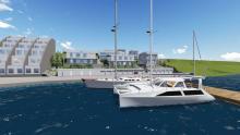 Севастополь проектирование яхт клуба