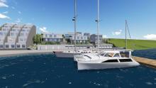 проектирование яхт клуба в Севастополе