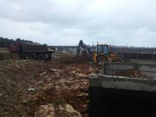 засыпка грунта фундамента Севастополь